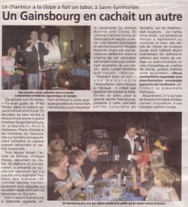 Presse Gainsb 1