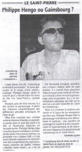 Presse Gainsb 12