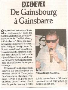 Presse Gainsb 2