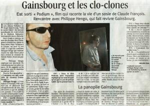 Presse Gainsb 4