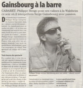 Presse Gainsb 8